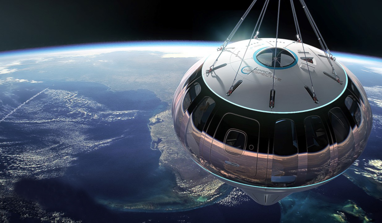 Space Perspective is Preparing for Space Tourism by Balloon