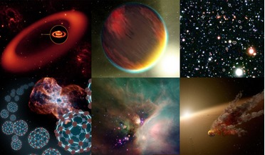 NASA, Spitzer Space Telescope, The James Webb Space Telescope (JWST), TRAPPIST-1