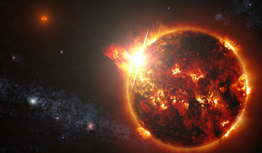 Coronal mass ejection, Life on other planets, NASA Nexus for Exoplanet System Science (NExSS), NASA's Transiting Exoplanet Survey Satellite (TESS), Ozone