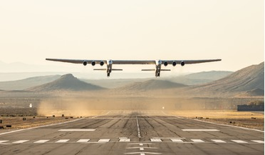 Mojave Air and Space Port, Northrup Grumman's Scaled Composites, Paul G. Allen, Roc, Stratolaunch
