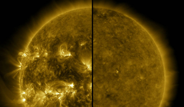maximum solar activity, solar minimum, Space Weather Prediction Center (SWPC), The Sun, World Data Center for the Sunsport Index and Long-term Solar Observations