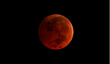 lunar eclipse, Super Blue Blood Moon, Supermoon