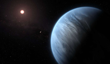Scientists identify 24 potential superhabitable exoplanets that could be better than Earth. Image: ESA/Hubble, M. Kornmesser