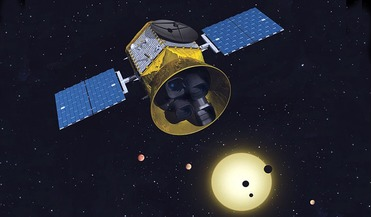 Advanced Laser Interferometer Gravitational-Wave Observatory (LIGO), Cassini Mission, NASA's Transiting Exoplanet Survey Satellite (TESS), Oumuamua, TRAPPIST-1