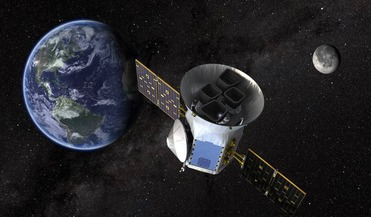exoplanet, Falcon 9, Kepler mission, NASA's Transiting Exoplanet Survey Satellite (TESS), Orbital ATK