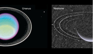 Late Heavy Bombardment, Neptune, planetary rings, Saturn, Uranus