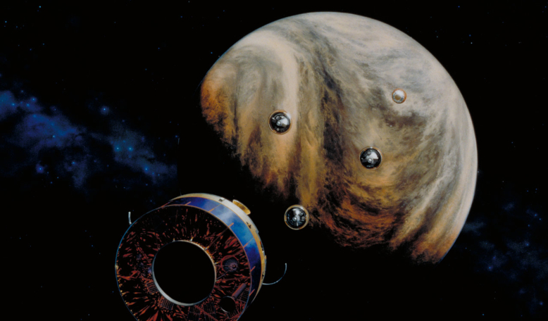 Venus's fault being hell may have been Jupiter's