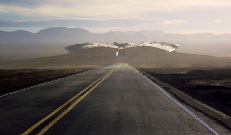 Virgin Galactic's Spaceport America will usher in a new era of space tourism.