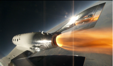 space tourism, SpaceShipTwo, Virgin Galactic, VSS Enterprise, VSS Unity