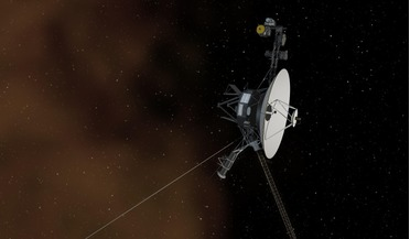attitude control thrusters, interstellar space, Trajectory Correction Manoeuvre (TCM) thrusters, Voyager 1, Voyager 2