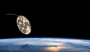 Directed Energy Propulsion, MarCO CubeSats, photonic technologies, Wafer Scale Spacecraft, wafercraft