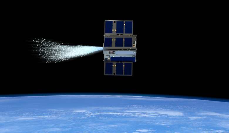 Communicating water-powered CubeSats tested in space by NASA
