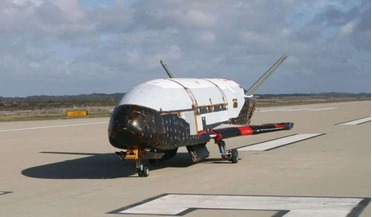 Boeing, Orbital Test Vehicle, U.S. Air force, X-37B