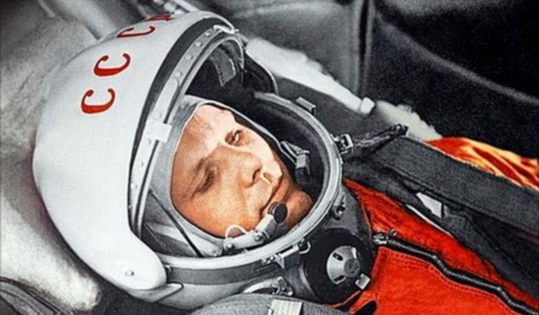 60 years on Gagarin still remains an orbital hero.