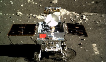 Chang'e, Chang'e 3 rover, China, Yutu