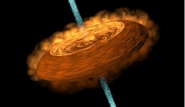 accretion disk, ALMA, Chile, IRAS 05413-0104, young star