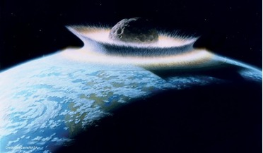Asteroid impact, Debbie Lewis, Near Earth Objects