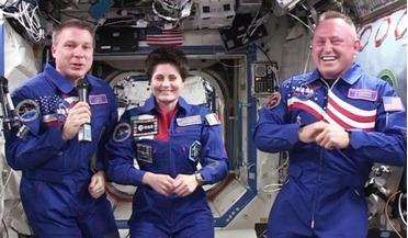 Columbus laboratory, ESA, Expedition 42, Futura mission, Samantha Cristoforetti