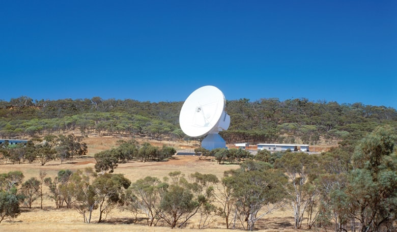 New Norcia ground station