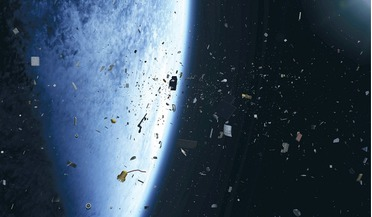 international law, Outer Space Treaty, space debris