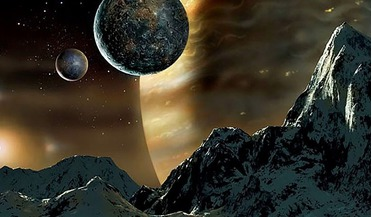 David Hardy, space art