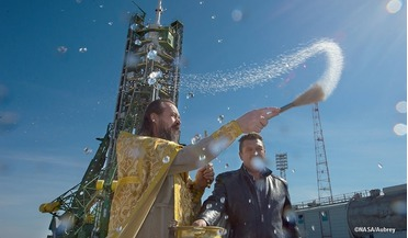 Baikonur Cosmodrome launch, Expedition 41, International Space Station
