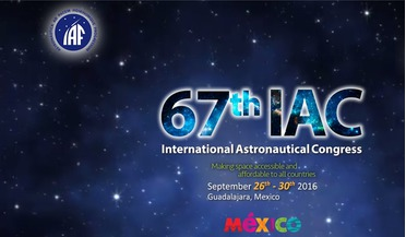 IAC 2016, United Nations Office for Outer Space Affairs (UNOOSA), UNOOSA