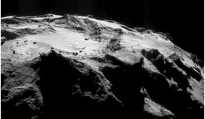 All pictures in this article credited to: ESA/ Rosetta/Philae/Civa/ OSIRIS Team/ MPS/ UPD/ LAM/ IAA/ RSSD/ INTA/ UPM/ DASP/ IDA