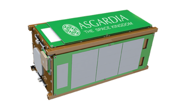 Asgardia, Asgardia-1, International Space Station