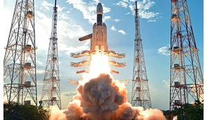 The first developmental flight (GSLV MkIII-D1) of India's heavy lift launch vehicle GSLV Mk-III was successfully conducted on 5 June 2017 from Satish Dhawan Space Centre SHAR, Sriharikota, with the launch of GSAT-19.