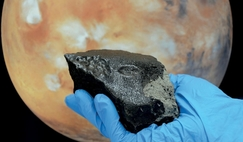 While awaiting sample return missions from Mars, our only way to study martian rocks in the laboratory is with meteorites.