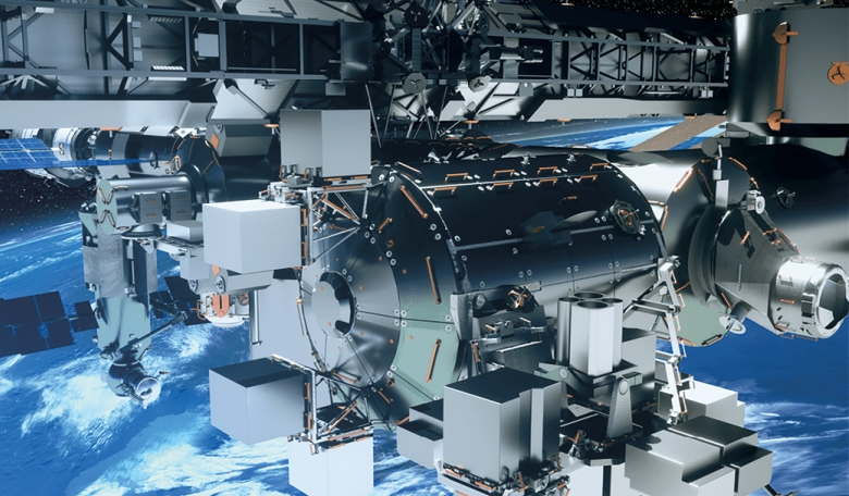 The Bartolomeo external research platform to be attached to the Columbus module on the ISS in late 2018 could facilitate access to the orbital laboratory for commercial users.