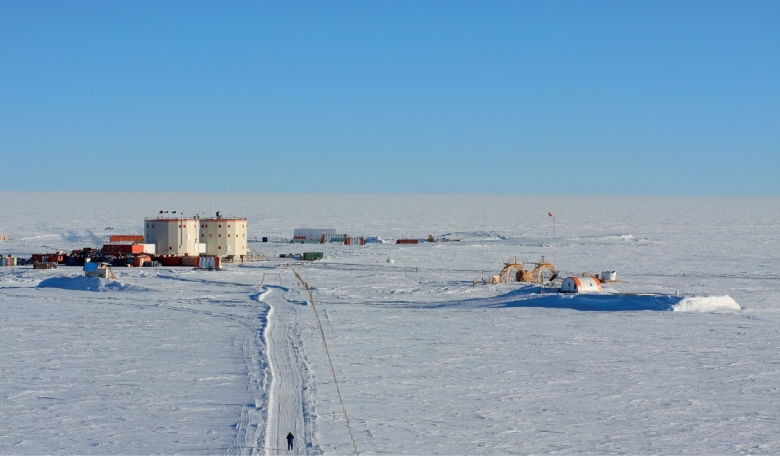 Concordia station, the remotest base on Earth. Studying the effects of isolation there is preparing ESA for a mission to Mars.
