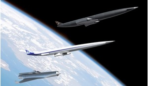Design concepts of orbital and sub-orbital vehicles powered by SABRE-class engines.