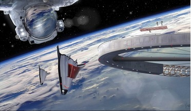 Asgardia, Asgardia-1, Space Nation