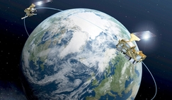 Building on the current series of European MetOp weather satellites operated by EUMETSAT, the family of MetOp- Second Generation missions will comprise three pairs of satellites to secure essential data from polar orbit for weather forecasting throug