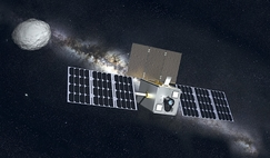 ESA deep space CubeSat proposal for an asteroid mission.