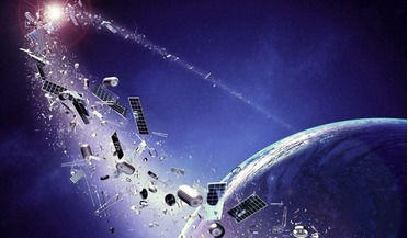 Active Debris Removal ADR, Massive Collision Monitoring Activity, MCMA, space debris