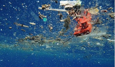 Monitoring marine litter by satellite