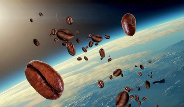 coffee roasting capsule (CRC), microgravity, Space coffee, space start-up
