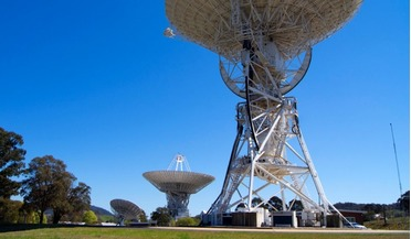 Canberra Space Centre, CDSCC, Deep Space Network, NASA