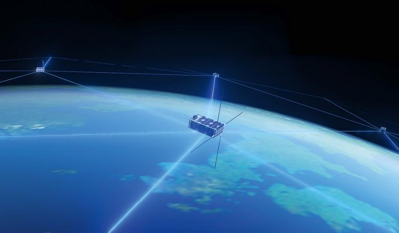 космический корабль на рынке