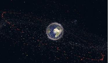 active debris removal, ADR, on-orbit servicing, OOS, space debris, space law