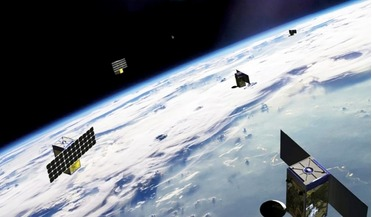 commercial solutions, Economics of space, Infinite Orbit, NewSpace, satellite constellations
