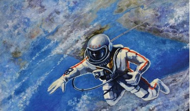 artists in space, creativity, space flight experience, Space for Art