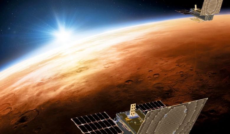 On-board propulsion set to drive the smallsat revolution - Room: The
