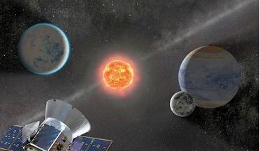 exoplanets, NASA, TESS, Transiting Exoplanet Survey Satellite