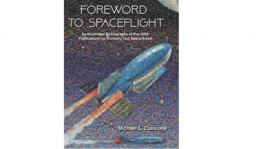 Foreward to Spaceflight, Michael Ciancone, Voyager human spaceflight experience