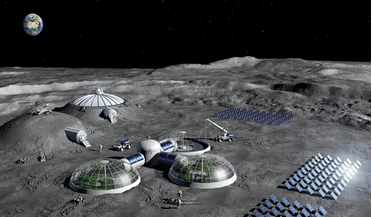 commercial space, Human spaceflight, lunar mission, NewSpace, Space economy