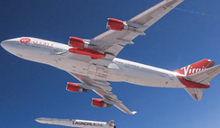 Fast-forward to the near future - Virgin Orbit will be a key part of Spaceport Cornwall.